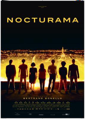 Nocturama - Poster - Slovakia