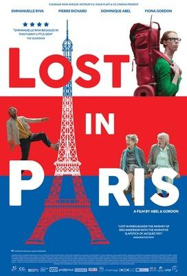 Lost in Paris - Poster - Netherlands