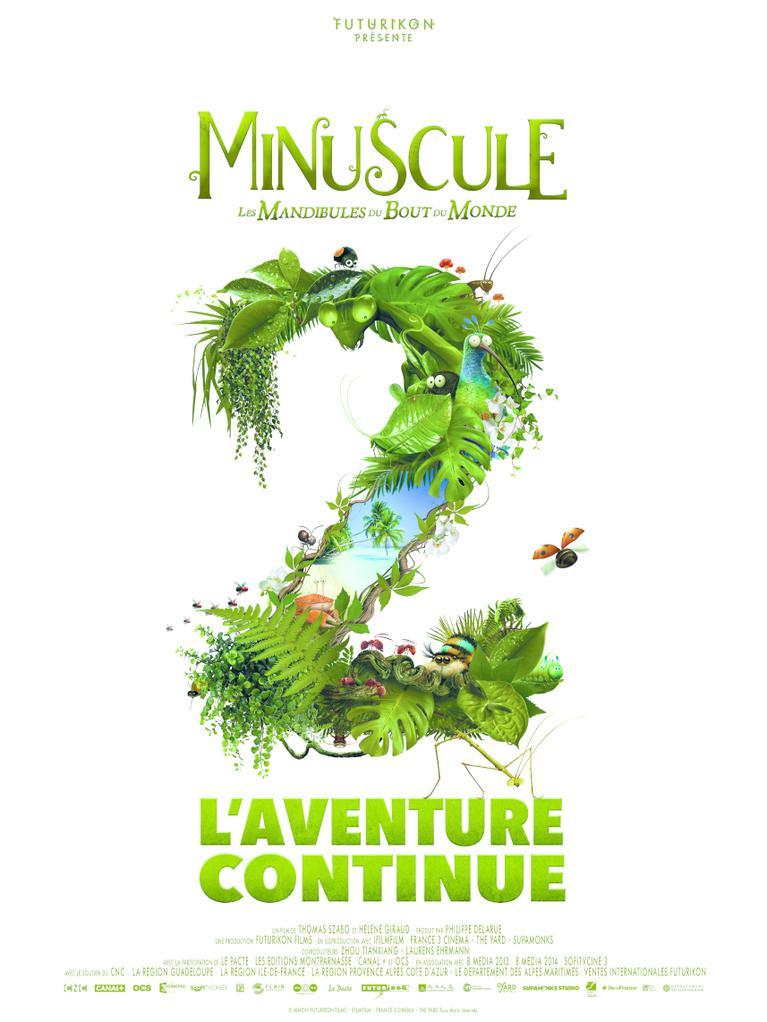 Minuscule 2 - Les Mandibules du bout du monde