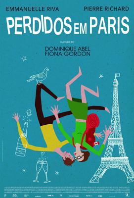 Paris pieds nus - Poster - Brazil