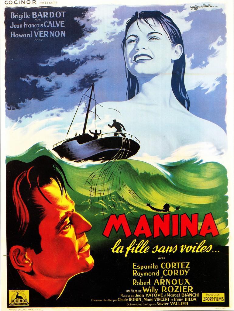Manina, la fille sans voiles