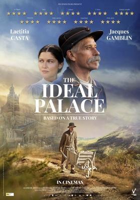 El palacio ideal - Poster - Australia