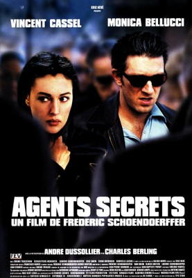Agents secrets / スパイ・バウンド