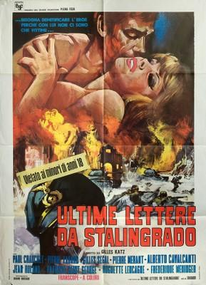 Lettres de Stalingrad - Poster - Italy