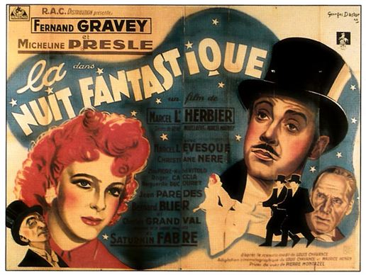 La Nuit Fantastique 1942 Unifrance Films