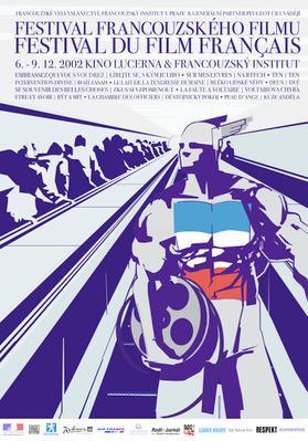 Praga - Festival de Cine Francés - 2002