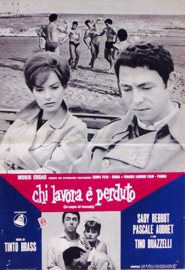 Monique  Messine - Poster Italie