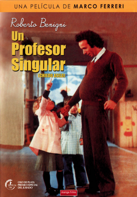 Un profesor singular - Jaquette DVD Espagne
