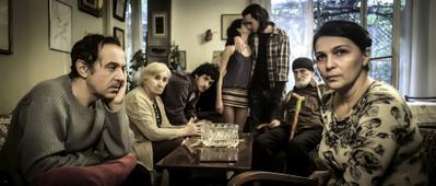 Une famille heureuse - © Vladimir Panduru