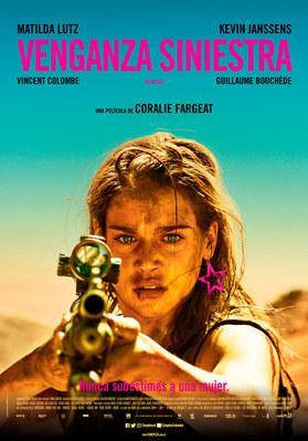 Revenge - Poster - Colombia