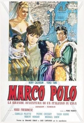 Marco Polo - Poster - Italie