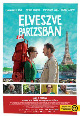 Paris pieds nus - Poster - Hungary