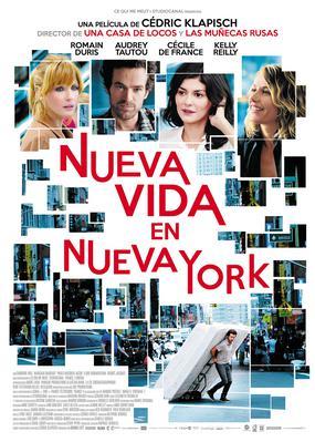 Nueva vida en Nueva York - Poster - Spain