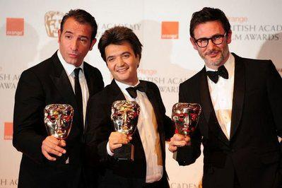 The Artist barre en los BAFTAS