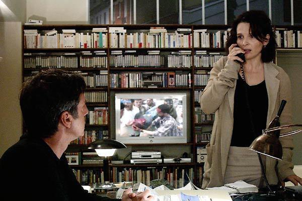 Moscú - Festival Internacional de Cine - 2005