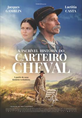 L'Incroyable Histoire du facteur Cheval - Poster - Portugal