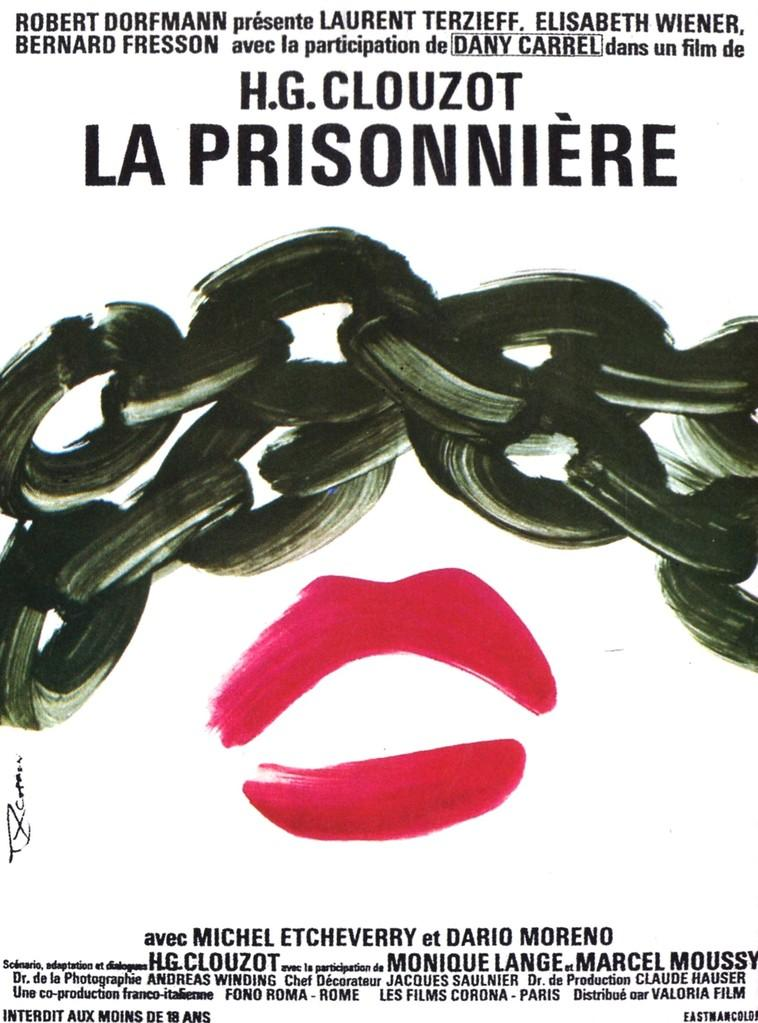 Woman in Chains / Female Prisoner