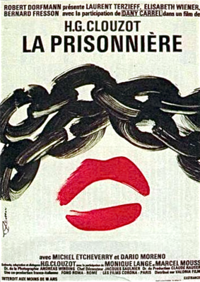 Woman in Chains / Female Prisoner - Affiche française