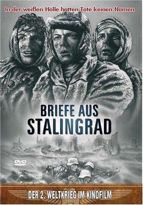 Lettres de Stalingrad - Jaquette DVD - Germany