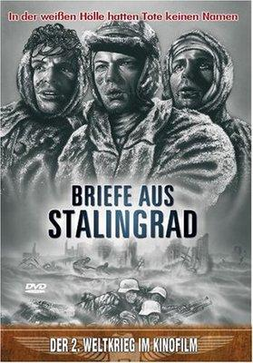 Stalingrad Letters - Jaquette DVD - Germany