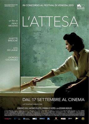 L'Attente - Poster Italie