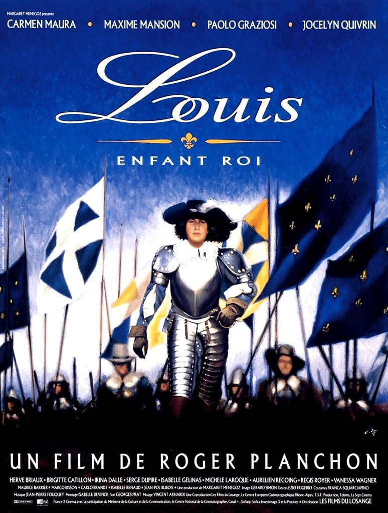 Luis XIV, Niño Rey
