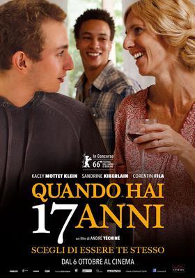 Cuando tienes 17 años - Poster Italie