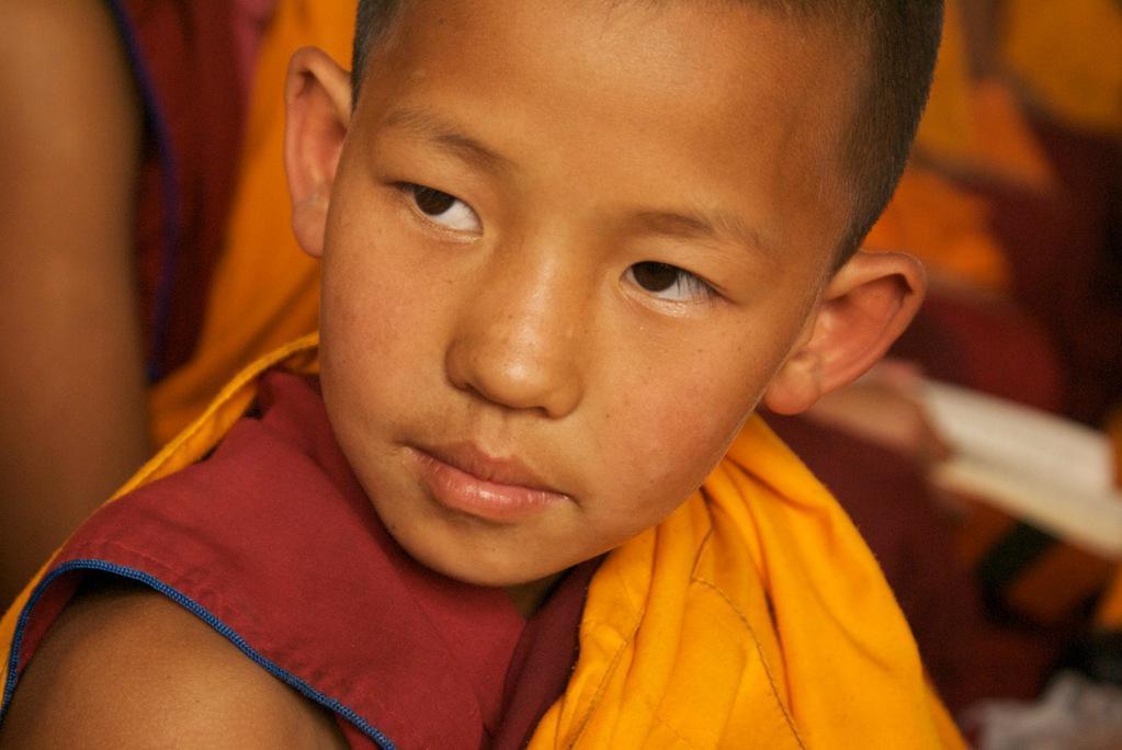 Lhamo, petite fille de l'Himalaya