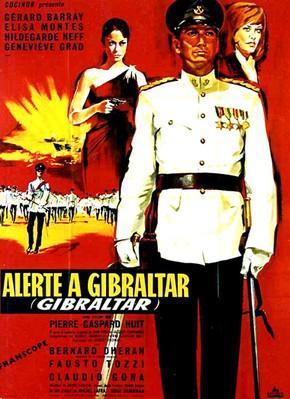 Gibraltar (Alerte à Gibraltar)