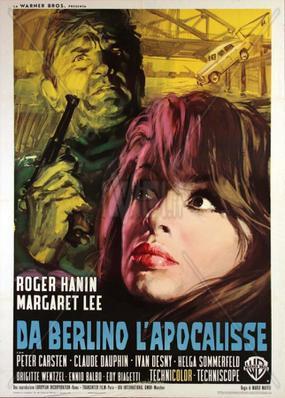 Desde Berlín el apocalipsis - Poster - Italy
