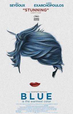 Blue is the Warmest Color - Poster Etats-Unis