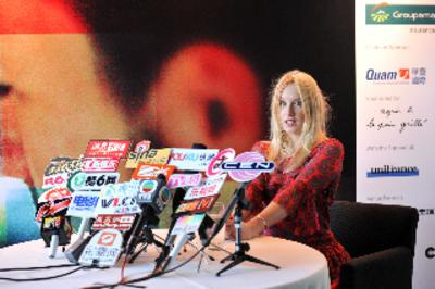 Le 39ème French Cinepanorama à Hong Kong - Ludivine Sagnier
