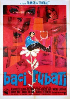 Besos robados - Poster Italie