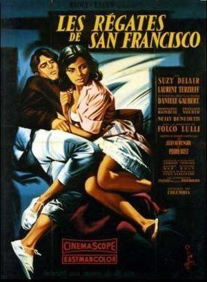 Les Régates de San Francisco - Poster France