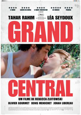 Grand Central - Poster - Portugal
