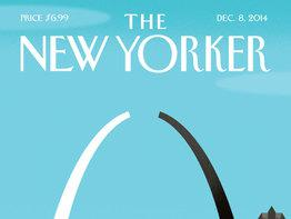 The New Yorker celebrates a year with a distinctly French flavor in 2014