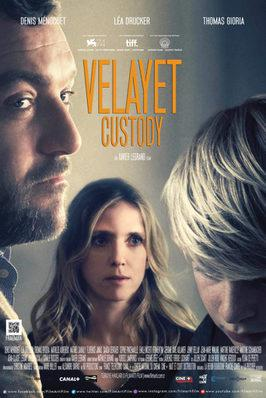 Custody - Poster - Turkey