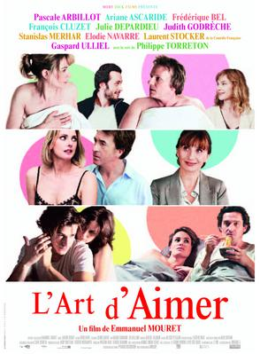 The Art of Love - Poster - France