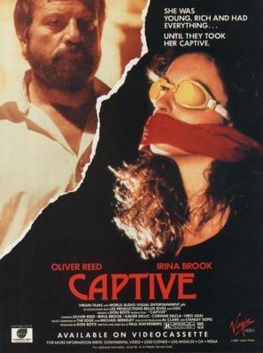 Captive - Poster - UK