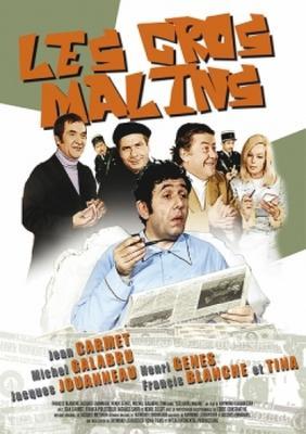Les Gros Malins - Jaquette DVD France