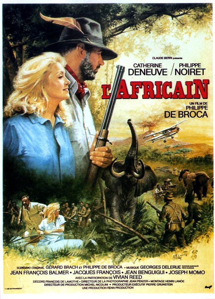 El Africano