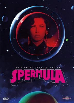 Spermula - DVD (France)