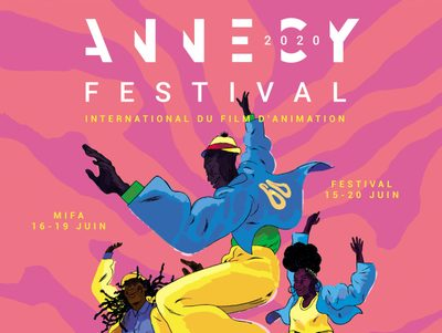 A rich and diverse selection of French films at the 2020 Annecy Film Festival