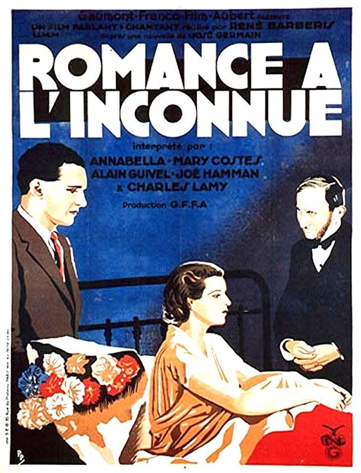 Romance à l'inconnue