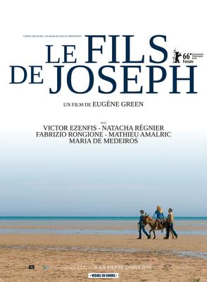 The Son of Joseph - Affiche préventive