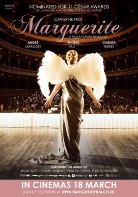 Marguerite - Poster - UK