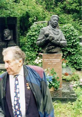 Lev Kerbel le sculpteur de Lénine