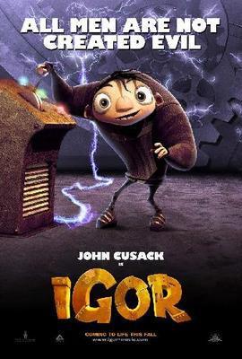 Igor - Poster - USA