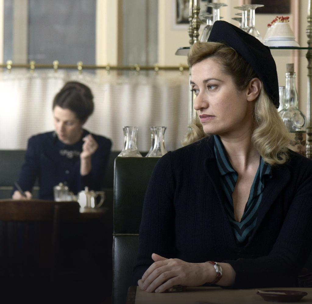 Rendez-Vous With French Cinema au Royaume-Uni - 2014 - © Ts Productions Photographe Michael Crotto