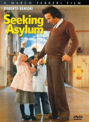 Seeking Asylum - Jaquette DVD Etats-Unis